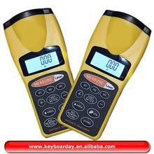 Multi función Digital sensor ultrasónico para medición de distancia con punto del laser y el precio barato