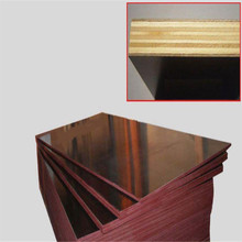top grade 18mm marine plywood brand , two times hot pressed waterproof plywood price