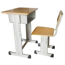 Professional supplier fine quality appearance school furniture desk with CE