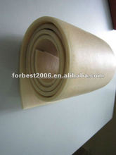 High density close cell Silicone sponge foam rubber sheet