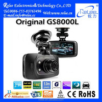 Original Novatek GS8000M Car DVR Camera Full HD 1080P Vehicle Recorder with 32G