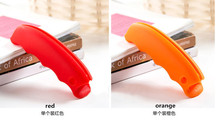 Novelty 3pcs/lot silicone help shopping bag plastic carrier hook holder bear 15 kg carry hook handle for housewife