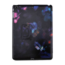 New fashion customed back tablet cover for ipad mini smart case