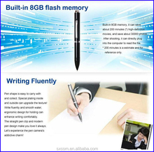 32GB 1280*960 hd audio detection spy gadgets spy pen camera pen