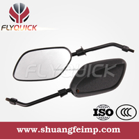 China manufacturer motorcycle rearview mirror, motorbike mirror, motor mirror