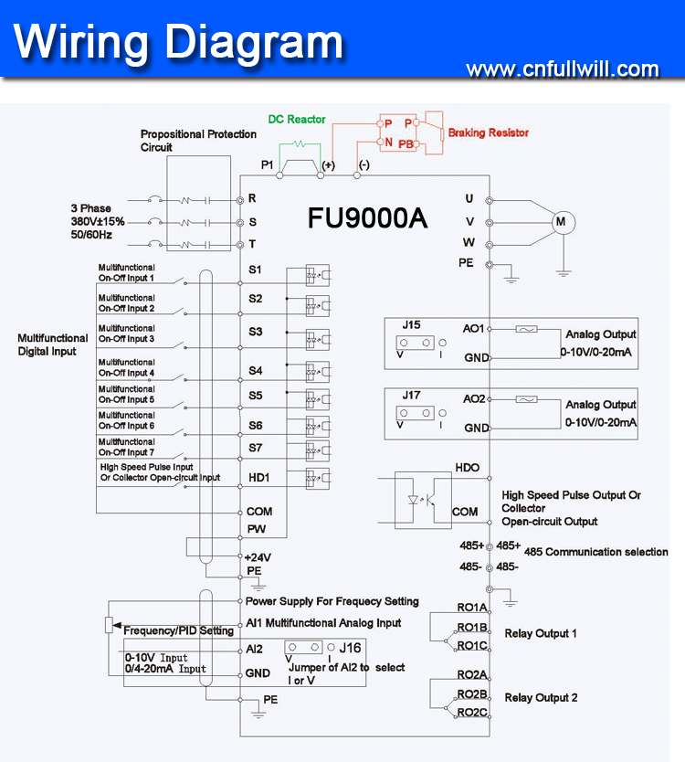 china ac drive for motor 18.5kw frequency converter 50hz to 60hz vfd drives prices solar inverter