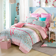 American rural style best quality 4 pcs Bedding set