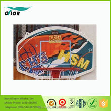Good price best quality colorful wall mounting basketball backboard system