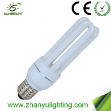 High quality Big 3u energy saving lamp bulb powerful lamps T4 15W E27