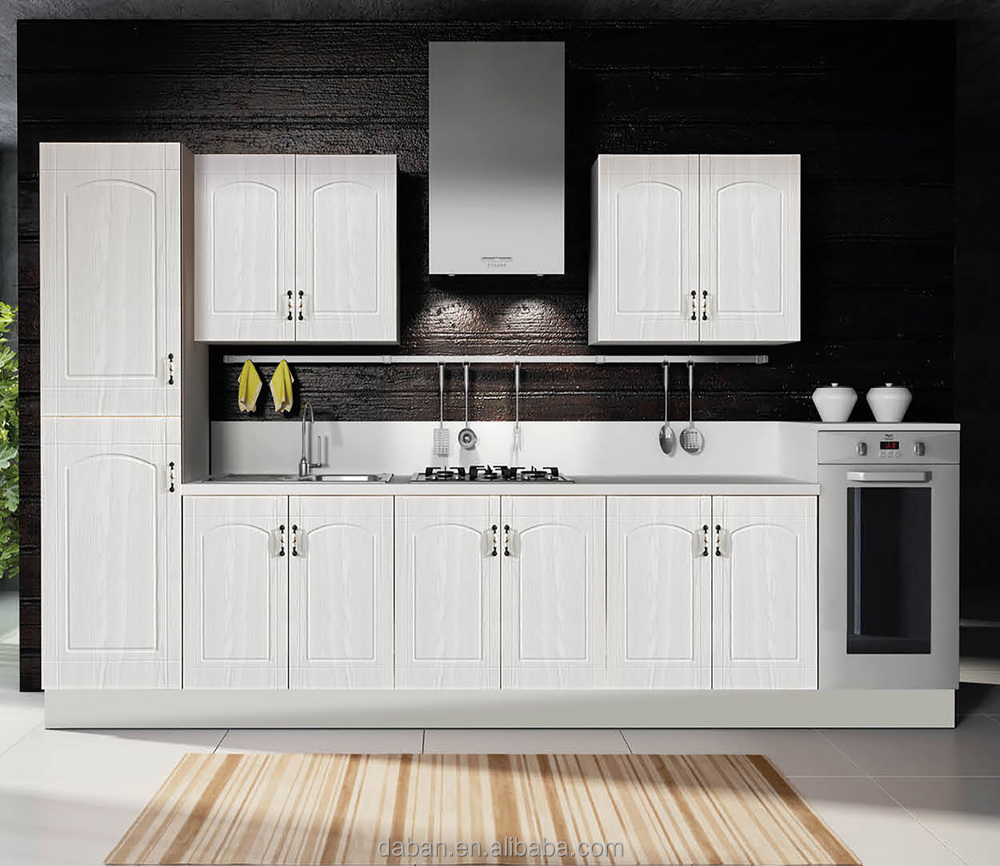 Modern Germany Pvc Kitchen Cabinet Design For Small Kitchens - Buy ...