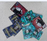 2g ak-47 spice herbal-incense potpourri bags/ziplock plastic bags for spices/aluminum foil zip lock bag
