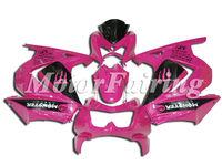 for kawasaki ex 250 250 ninja 250r fairing ninja ex250 bodykit ex 250 2008-2009 motorcycle 08-09 ninja 250r accessories pink