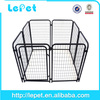 hot selling folding metal dog fence/dog cage/dog kennel