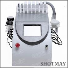 shotmay STM-8035E Cavitation & Monopolar RF vacuum slim beauty salon with high quality
