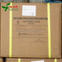 Food/pharm grade raw material ascorbic acid/vitamin C CAS NO: 50-81-7