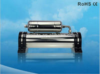 """china water filter manufacturer 2015 New Household 304 stainless steel oxygen 10"""" water filter"""