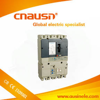 SM1-160 electrical products 3p mccb circuit breaker 160a for motor protection