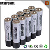 batterys 1.5 .volt aaa lr03 alkaline battery for x video