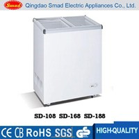 108L 3.8 cu.ft micro general food container freezer