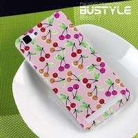 Hot New Sweet Cherry Custom Design Mobile Cases For VIVO x5max x5pro For iPhone With Factory Price