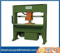 New hydraulic traveling head rubber cutting machine