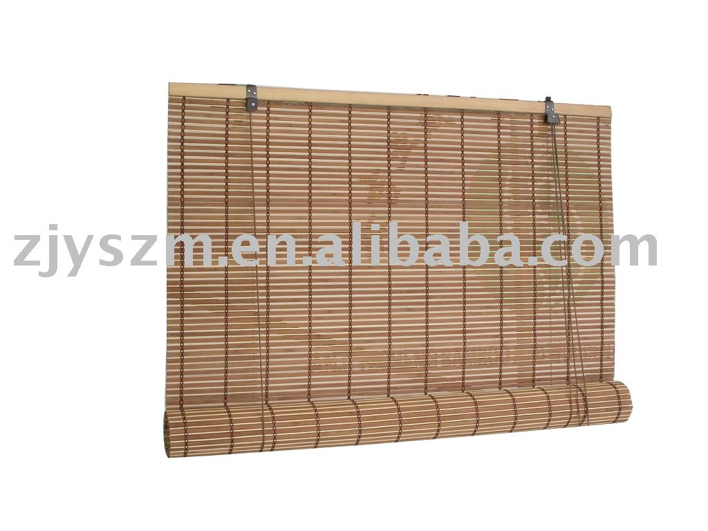 Roller Shades Product : Bamboo roller blinds curtain buy