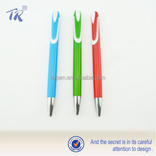 New Design Factory Manufacture Ballpoint Pen Recycle Plastic