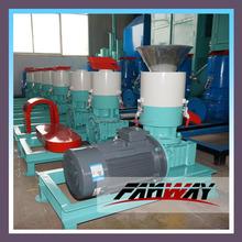 Fanway wood pellet making machine/feed pellet mill/wood pellet prodution line