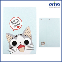 [GGIT] Stylish flip pu leather case for iPad air