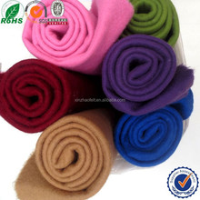 China manufacture wool felt for hobby