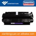 de alta calidad cartucho de tóner láser compatible c7115a laserjet para piezas de la impresora