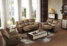 popular leather home electric recliner sofa