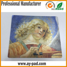 AY Non-toxic and Non-slip Natural Rubber Sticker Mouse Pad Promotional Mousemats Anime 3d Mouse Pad