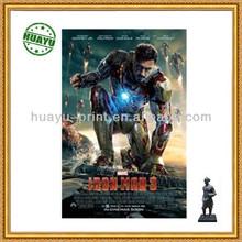Full color print digital movie poster printing