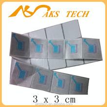 8.2Mhz soft label eas rf sticker label