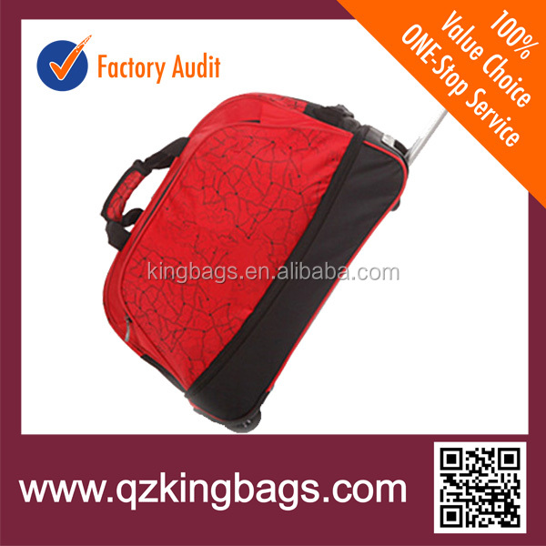 New style luggage trolley travel bags