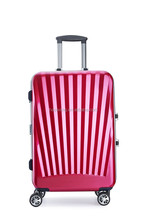 Aluminum frames scratch-proof luggage trolley caster 20/24/28 inch board chassis suitcase men and women