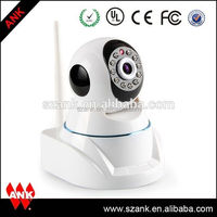 ANK wireless HD wifi doorbell ip camera network wifi ptz camera