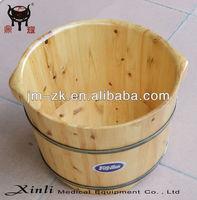 new wooden spa beauty wash basin/sink