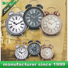Home decor wholesale retro / antique clock / Clock for elderly