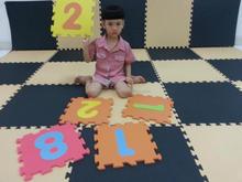 Baby Playing EVA Puzzle Mat&Puzzle Flooring Mat