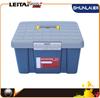 new multifunctional plastic component art tool box,hard case