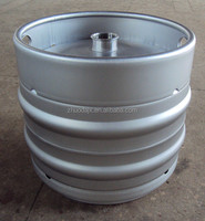 Hot sale cost-effective food grade stainless beer keg with mini keg spear from Jina Zhuoda