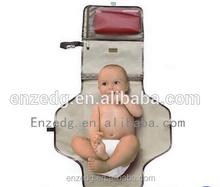 portable disposable kids sleepy diaper pad Sunshine baby changing mat