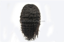 mono top full lace wig top quality chinese virgin hair wig