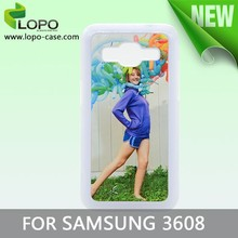 Custom DIY Sublimation plastic case for Samsung 3608