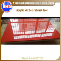 Guangzhou Zhihua Scratch Resistance acrylic sheet for kitchen cabinet door and furniture surface