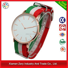 R0792 couple lover wrist watch, stainless steel case back watch