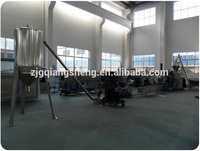 High quality Double Stage PP/PE Film Granulating production line