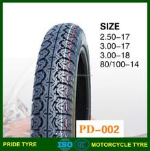 cheap motorcycle tyre 2.75-18 3.00-18(4pr/6pr)